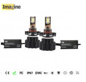 China high power led car headlights, IP67 50w Led Car Headlights Conversion Kit -40℃ - +80℃ Operating Temperature on sale