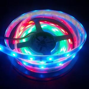 30leds/m digital flexible led strip light LPD6803 Manufactures