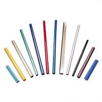 Colourful Anodized Aluminium Round Tube Alloy 5052 Bicycle Frame Anodized Seamless Tube Manufactures