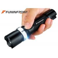 5W CREE Led Zoom Flashlight Tactical Torch Supports Wall Charger Manufactures