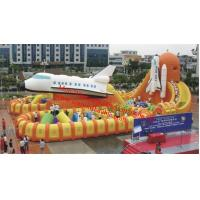 inflatable bounce-outdoor playground equipment Manufactures