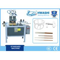Fully Automatic Mental Wires Butt - Welding Machine , Wire / Copper Pipe Butt Welding Equipment Manufactures