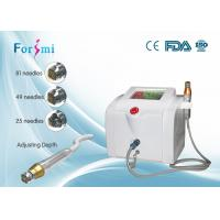 Non-Surgical 200W High Energy Output Fractional RF System For Acne Scar Removal Manufactures