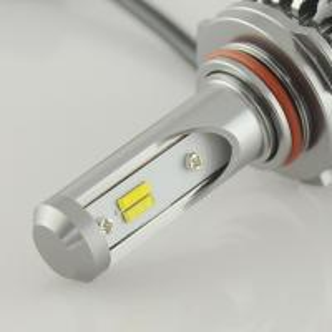 Quality 9006 12 V Led Headlight Bulbs 65000K 8000 Lumen Single Beam , IP68RateWaterproof for sale