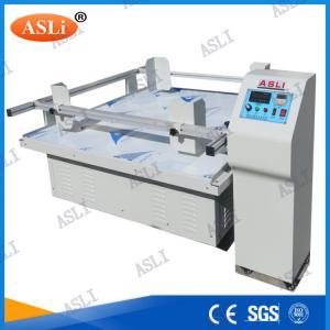 Save Power Simulation Transport Vibration Test equipment /  Reciprocating type Vibration Test Manufactures