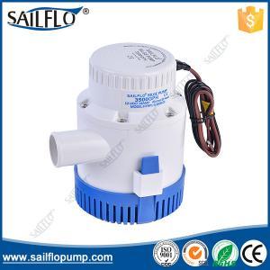 China Sailflo 3000GPH submersible 12V dc boat bilge pumps for marine yachat on sale