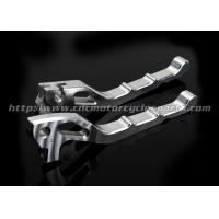 Quality Yamaha Motorcycle Brake Lever RD250 RD350 Cafe Racer Parts Accessories Silver for sale