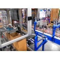 High Accuracy Automatic Case Packer For FMCG Packaged Consumer Goods Manufactures
