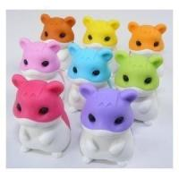 tiger shaped diy erasers Manufactures