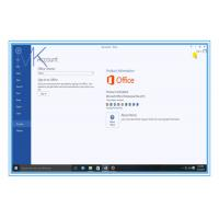 Microsoft Office 2013 Retail Box Pro Plus Full Version Online Activation Including Full Functions Manufactures