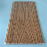 Anti Corrosion PVC Wood Panels For Interior Decoration 7mm / 7.5mm / 8mm Thickness