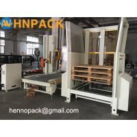 China Automatic Pallet Dispenser & Stacker/In-line Auto Pallet Stacking & Dispensing Machine Manufacturer From China Guangdong on sale