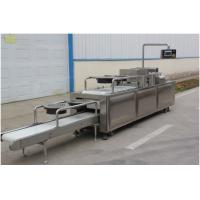 Small Candy Bar / Granola Bar Cutter , Efficient Food Processing Equipment Manufactures