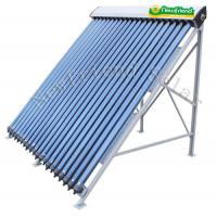 Chinese famous brand Haokang solar water heating system Manufactures
