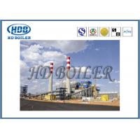 Thermal Power Plant CFB Boiler , Hot Water Heater Boiler 130t/h High Efficiency Manufactures