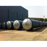 Brick / Rubber / Food / Glass Industrial Autoclave For AAC Plant , Lightweight Manufactures
