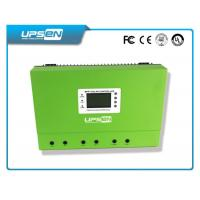80-100Amp High Efficiency PV MPPT Solar Charge Controller with LCD display Manufactures