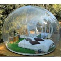 Transparent Inflatable Bubble House Inflatable Yard Tent For Outdoor Event Manufactures