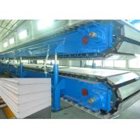 Polyurethane Insulated Foam Production Line PLC Control High Pressure Manufactures