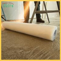 House Decoration Temporary Carpet Protection Film Avoid Dust Humidity Oil Paint Manufactures