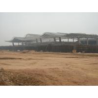 Low Carbon Truss Structural Steel Frame For JieYang Airport Project Manufactures