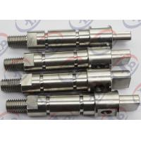 Custom Turned Metal Parts 20*98 Mm CNC Milling Machine Parts AISI 303 Shaft Manufactures