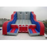 6m PVC Outdoor Inflatable Sports Games Arena Track for Kids / Adults , Durable And Aafety Manufactures