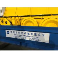 High Durability 13DLA Rod Breakdown Machine Welded Frame DC Two Section Annealing Manufactures