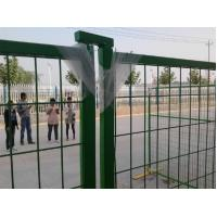 """Quality 6ft x 10ft canada standard temporary fence 2"""" x 4""""X10.5GA aperture pipe 1""""x1'x1 for sale"""
