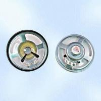 Raw Loudspeakers with Diameter of 70mm, RoHS Compliant Manufactures