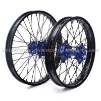 Black 21 Inch Motorcycle Wheel Rims For Yamaha Off Road Bike Parts Manufactures