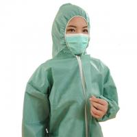 China High Air Permeability Disposable Protective Clothing Overalls General Medical Supplies on sale
