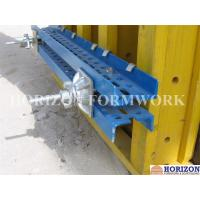 Buy cheap Steel Formwork Tie Rod System With Dywidag Thread , Flanged Wing Nut and Water Stop from wholesalers