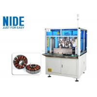 Automatic Blower Motor Coil Winding Machine BLDC Armature Rotor 120 Rpm Efficiency Manufactures