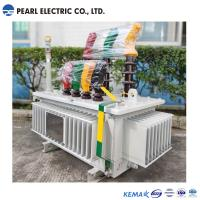 Low Loss Amorphous Alloy Transformer In Oil Immersed Type Explosion Proof Manufactures
