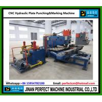 CNC Plate Punching Machine in China TOP Supplier Manufactures