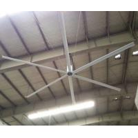 Ceiling Industrial Fan Blade Profile , Airfoil Extruded Aluminum Louvers Manufactures