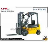 1.5 Ton  engine powered diesel forklift truck For moving cargo in pallets Manufactures