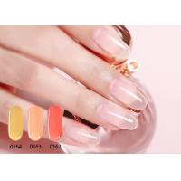 Buy cheap Painless Nude Color Full Nature Clear ECO-Friendly DIY Organic Builder Gel China Made from wholesalers