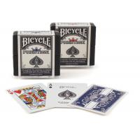 Poker Cheat Bicycle Prestige Marked Cards 100% Plastic Invisible Poker Playing Cards Manufactures