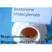 Buy cheap Equipoise Legal Androgenic Anabolic Steroids Boldenone Undecylenate 13103-34-9 from wholesalers