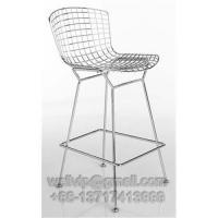 China Bertoia Counter Stool - Satin Chrome on sale
