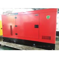 Gensets Perkins 300 Kva Diesel Generator 600L Fuel Tank Electric Start Manufactures