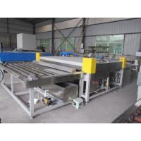 Quality Full Automatically Double Glazing Machinery Horizontal Glass Washer for sale