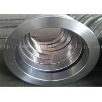 SA266 Metal Forgings Steel Ring Normalized + Tempering Quenching and Tempering Heat Treatment  ASTM-SA266M Manufactures