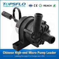 TOPSFLO TA60 car engine cooling automotive 12v 24v DC brushless water pump Manufactures