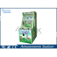 Commercial Kids Coin Operated Game Machine Happy Football Video Arcade Prize Game Manufactures