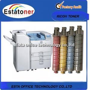 SPC820 Color Laser Toner For Ricoh SPC820DN / SPC821DN Compatible Toner Manufactures