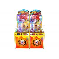 China Battle Balls Ticket Redemption Games Machine Coin Operated Double Players on sale