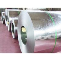 Galvalume Steel Coil , DX51D Hot Dipped Galvanized Steel Coils Manufactures